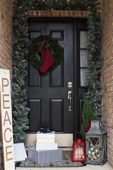 exterior christmas decorating net best porch decor ideas 4 essential elements