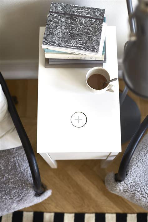 Nachttisch Mit Ladefunktion by Ikea Integriert Kabellose Ladefunktion F 252 R Smartphones Und