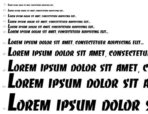 Banco Font by Banco Regular Truetype Font