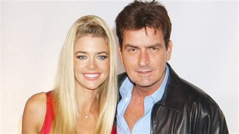 Sheen Richards Are Officially Divorced by Sheen S Ex Richards Has Known He S Hiv