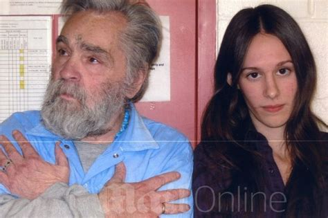 define actress cbell 25 year old girl wants serial killer charles manson as her