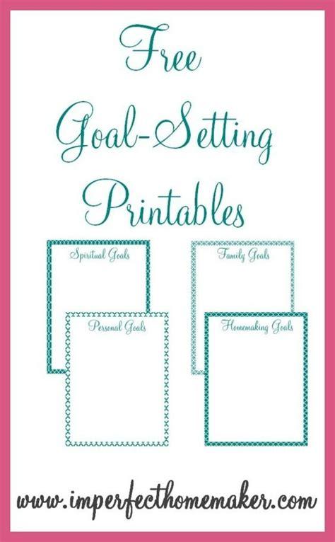 vision board templates free free goal setting printables studios free printables