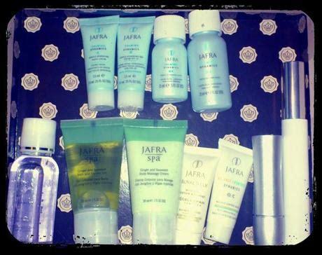 Jafra Kosmetik Produkttest Jafra Kosmetik