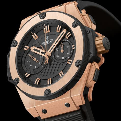 Luxury Power Outlets by The Watch Quote Photo Hublot Gold King Power