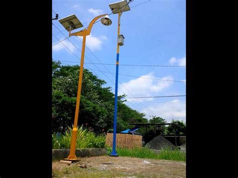 Harga Lu Led Taman by Harga Lu Taman Tenaga Surya Pju Taman Solar Cell
