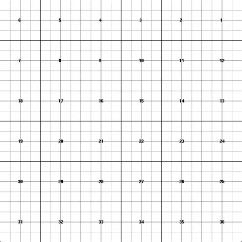 Dallas County Missouri Section Number Grid