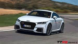 Audi Tt Rs Review Audi Tt Rs 2016 2017 Best Cars Review Tt Rs Illinois Liver