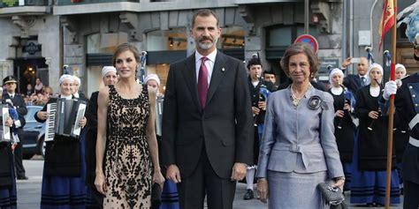 ganadores premios princesa de asturias 2016 el tropez 243 n de la reina sof 237 a la an 233 cdota de los premios