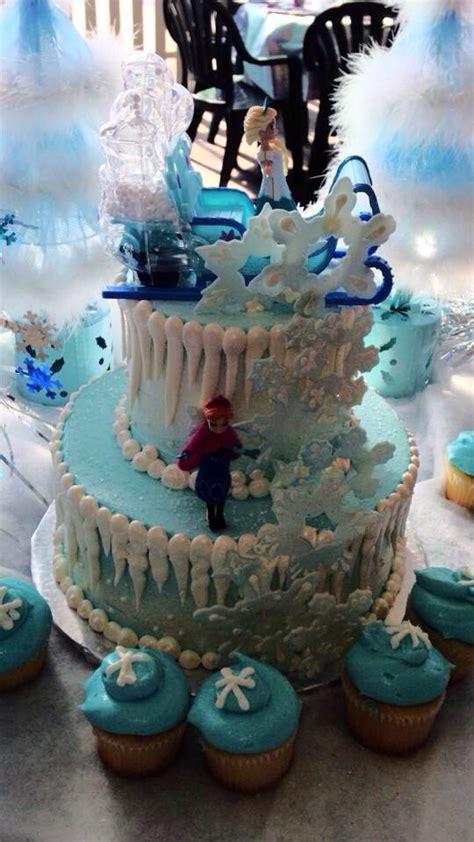 disneys frozen themed birthday cake party ideas pinterest disney birthday cakes