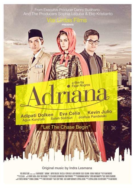 review film romantis indonesia review film film adriana