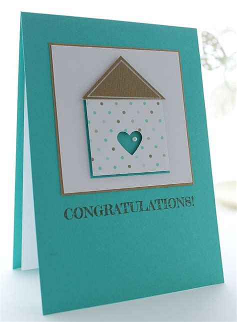 Handmade New Home Card Ideas - 17 best ideas about new home cards on cards