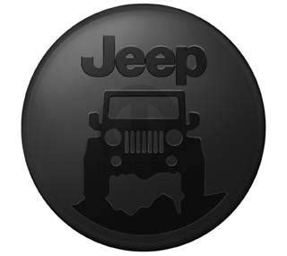quot jeep on the rocks quot tire cover wrangler cj yj tj