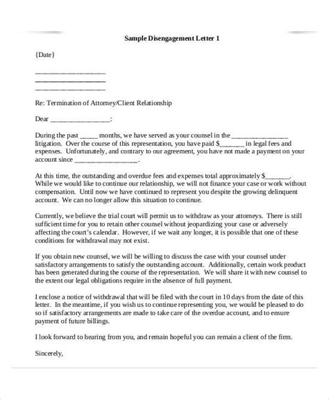 termination letter for business relationship 36 exles of termination letters