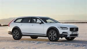 2017 volvo v90 cross country drive photo gallery