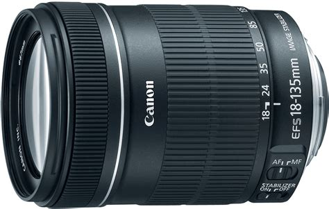 Lensa Canon Ef 18 135mm canon 3558b002 ef s 18 135mm f 3 5 5 6 is lens