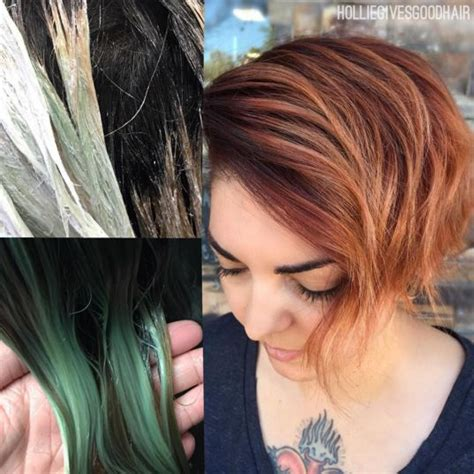 what color toner would you use on copper hair copper hair toner kenra color reds and coppers a