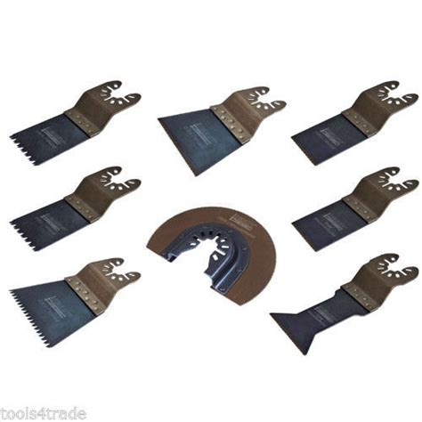 smart house tools smart home 8 piece blade kit on site tools