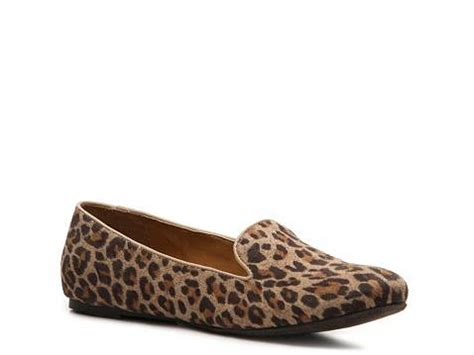 dsw flat shoes crown vintage sinful leopard flat dsw
