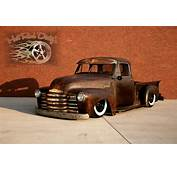 1950 AD 3100 Chevy Patina Shop Truck On Air Ride  The HA