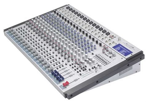Mixer Alto L 16 alto l20 20 channel 2 4 mixer with dsp planet dj