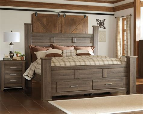 buy bed  storage foot board  chicago furniture stores