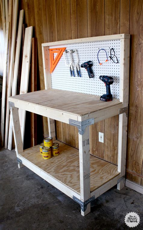 bench designs diy diy workbench with simpson strong tie workbench kit