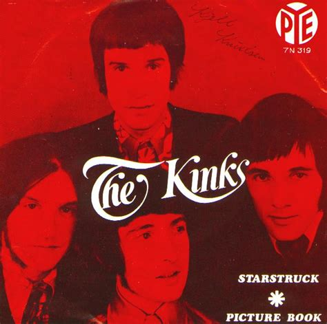 kinks picture book lyrics starstruck picture book