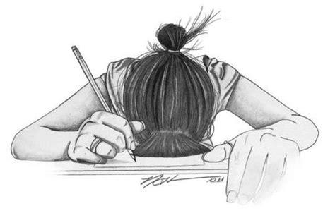 imagenes de tristeza on tumblr chica triste tumblr dibujo imagui pinteres