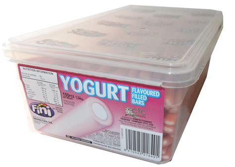 fini yoghurt filled bars strawberry looking for it find them and other confectionery at