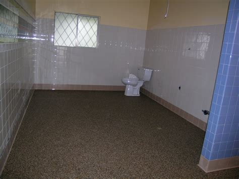 epoxy paint bathroom tile flooring pebble flooring for environmentally safe and
