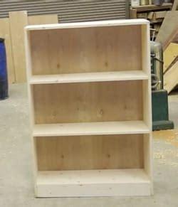 build  simple bookcase diy project cut  wood