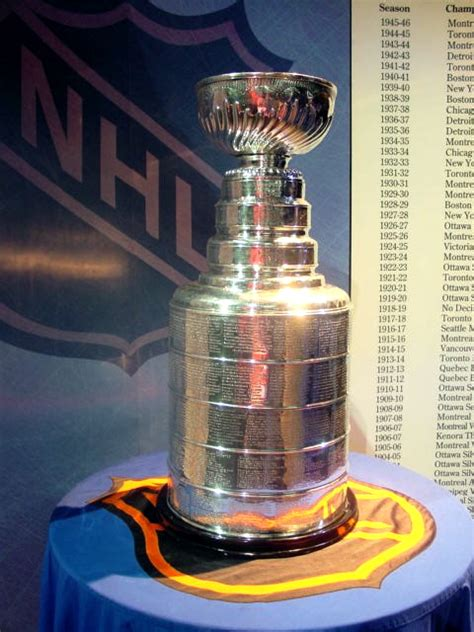 stanley intern list of stanley cup chions