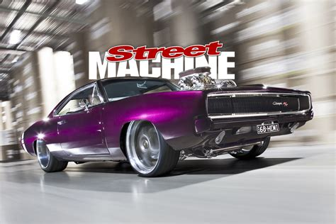 Dodge Charger 1000 Hp by 1000hp Blown 68 Charger Streeter