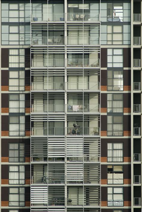 New Home Lighting Design Tips by Modern Apartment Block Facade 3903 Stockarch Free Stock