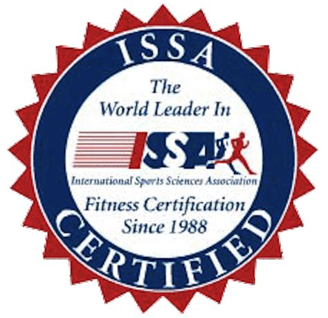 Personal Trainer Certification With Issa become a certified issa personal trainer my review