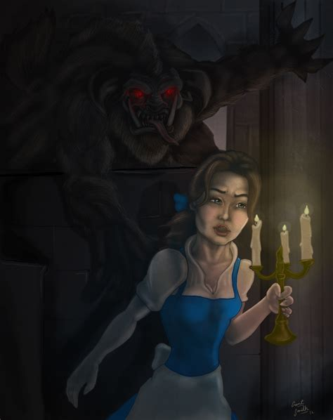 l from beauty and the beast september 2012 theartofgronith