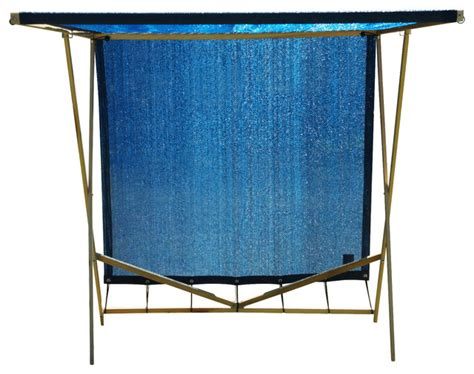 portable outdoor furniture shark shade portable shade blue and yellow blue style patio furniture and outdoor