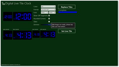 digital windows digital clock wallpaper windows 8 wallpapersafari