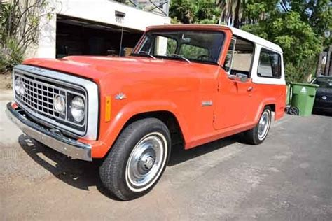 1973 Jeep Commando For Sale 1973 Jeepster Commando Mint Condition For Sale Photos
