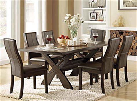 Bayside Xander Dining Room Set Warehouse Furniture Savings Costco