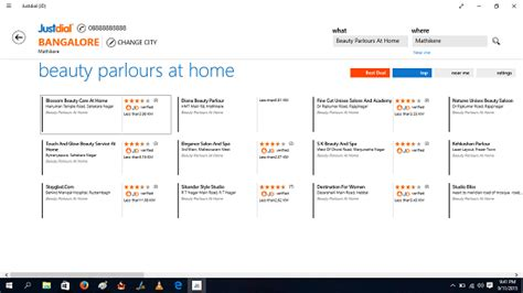 Justdial Address Search Justdial Jd App For Windows 10 To Find Local Listings In India