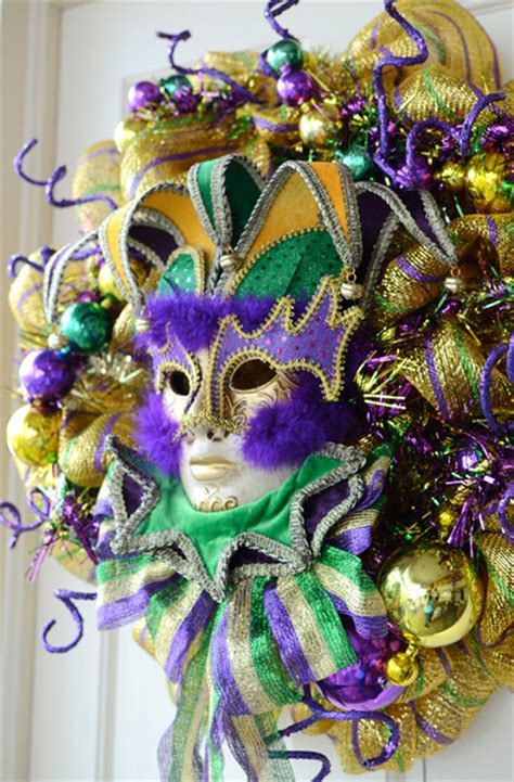 How To Make Mardi Gras Decorations by Ideas By Mardi Gras Outlet A Mardi Gras