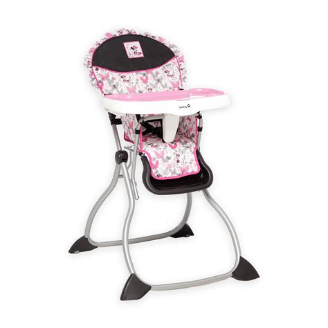 baby sitting chair kmart disney fast pack high chair fly away minnie