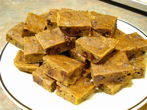 Melty Brownie By Qiefa Kitchen pumpkin brownies recipe genius kitchen
