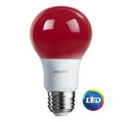 colored bulbs philips 100w equivalent daylight a19 led light bulb 455717