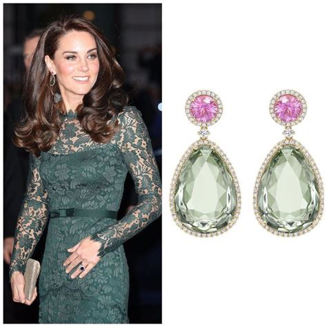 the designer of princess kate s favorite pearl earrings 553 best images about di and kate s jewels on pinterest