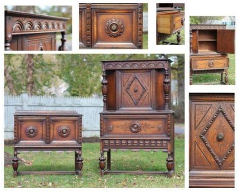 Antique Dresser Rescue And History Rushville Indiana The Vintage Storehouse Company 1940 S Furniture Ebay
