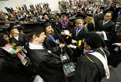 Georgetown Mpp Mba by Georgetown Graduates Thousands During Commencement