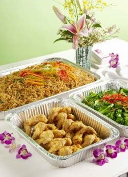 new year mini buffet catering house of catering new year mini buffet 7 dishes
