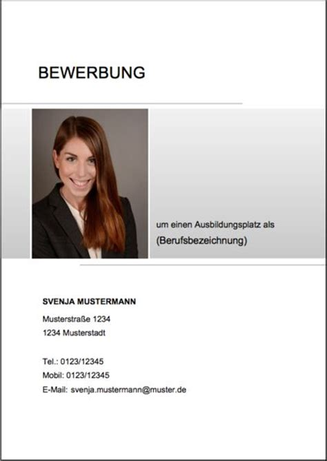 Bewerbung Deckblatt Position Https Www Audimax De Fileadmin User Upload Index